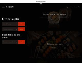 negishi.ch screenshot