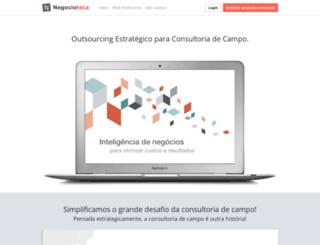 negocioteca.com screenshot