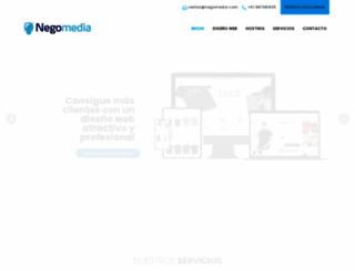 negomedia.com screenshot