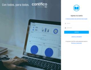 negowinsa.contifico.com screenshot