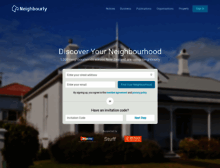 neighbourly.co.nz screenshot