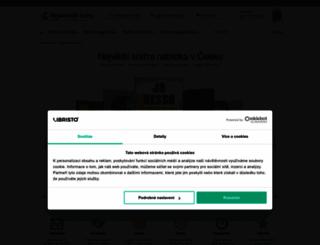 nejlevnejsi-knihy.cz screenshot