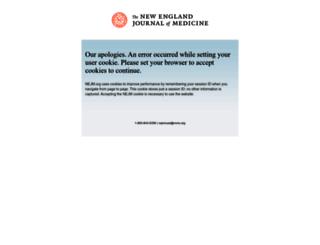nejm.org screenshot