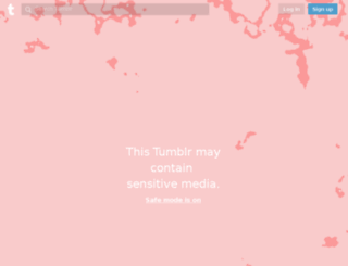 nekoatama.tumblr.com screenshot