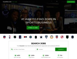 nelligansports.teamworkonline.com screenshot