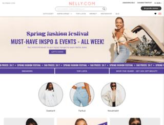 nelly.fi screenshot