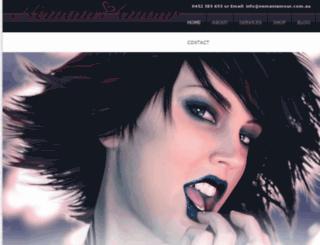 nemaniamour.com.au screenshot