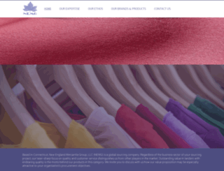 nemercantile.com screenshot
