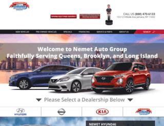 nemet.com screenshot