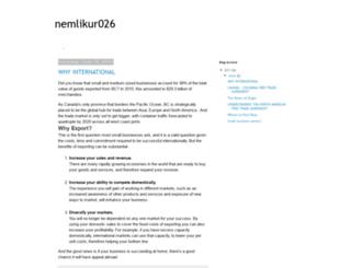 nemlikur026.blogspot.be screenshot