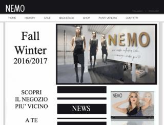 nemofashion.com screenshot