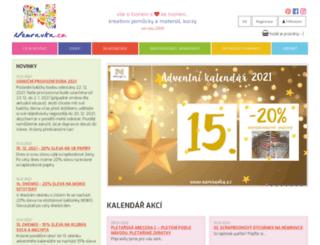nemravka.cz screenshot