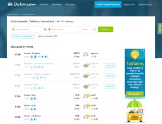 nemzetkozi.oszkar.com screenshot