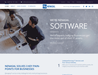 nenasal.com screenshot