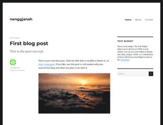 nenggjanah.wordpress.com screenshot