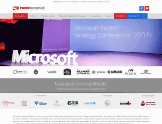 neobrand.pl screenshot