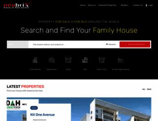 neobrix.com screenshot