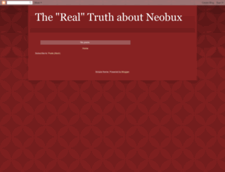 neobuxtruth.blogspot.com screenshot