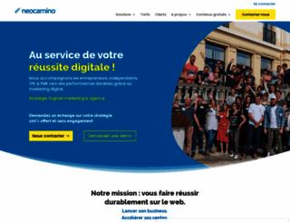 neocamino.com screenshot