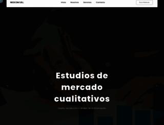 neocombolivia.com screenshot