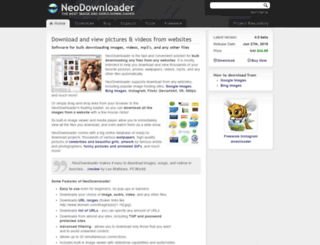 neodownloader.com screenshot