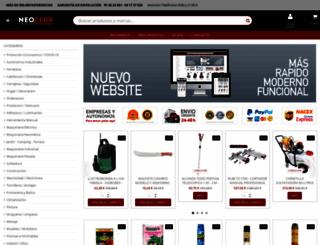 neoferr.com screenshot