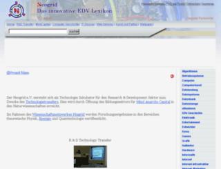 neogrid.de screenshot