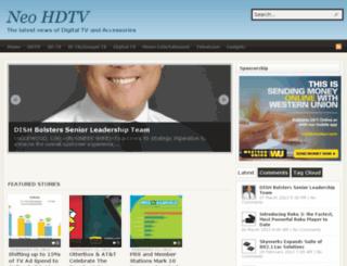 neohdtv.com screenshot