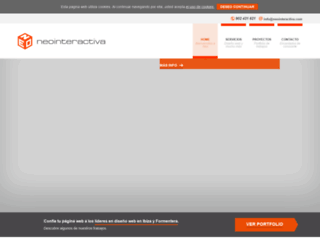 neointeractiva.com screenshot