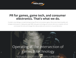 neologyconcepts.com screenshot