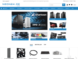 neon24.de screenshot