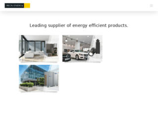 neonenergy.com.cy screenshot