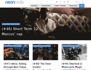 neonreels.com screenshot