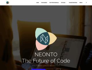 neonto.com screenshot