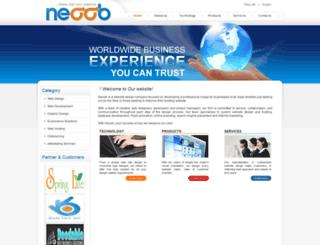 neoob.com screenshot