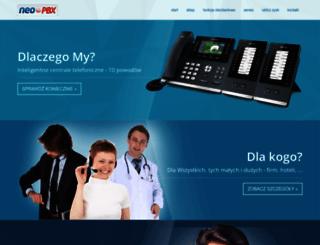 neopbx.pl screenshot