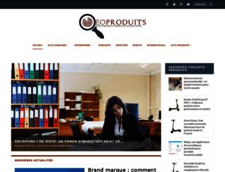 neoproduits.com screenshot