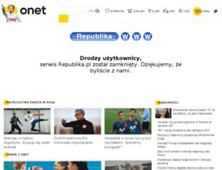 neorealproject.republika.pl screenshot