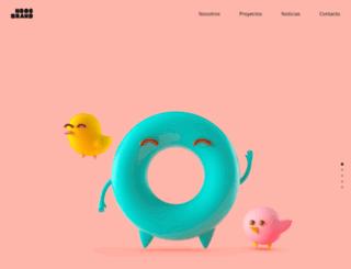 neosbrand.com screenshot