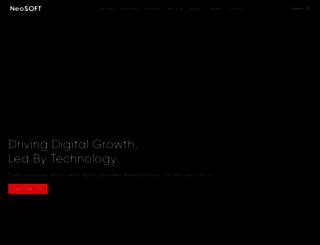 neosofttech.com screenshot