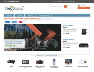 neosound.com screenshot