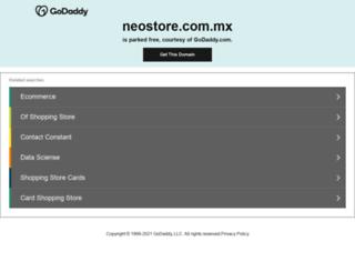 neostore.com.mx screenshot