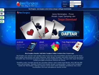 neotangkas.com screenshot