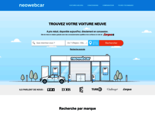 neowebcar.com screenshot