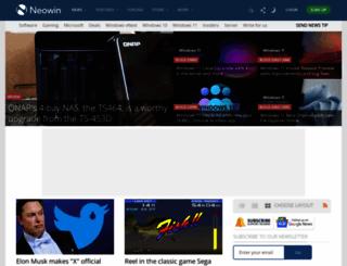 neowin.com screenshot