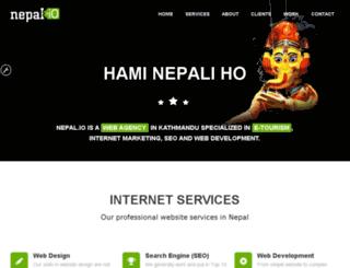 nepal-travel.org screenshot