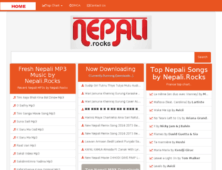 nepali.rocks screenshot