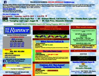 neparunner.com screenshot
