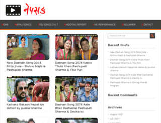 nepsongs.com screenshot