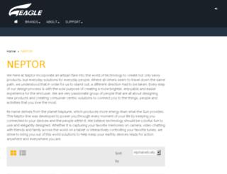 neptor.com screenshot